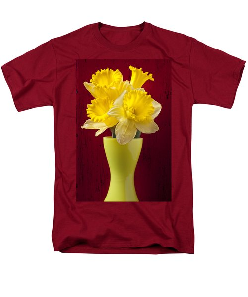 Bunch Of Daffodils T-Shirt by Garry Gay