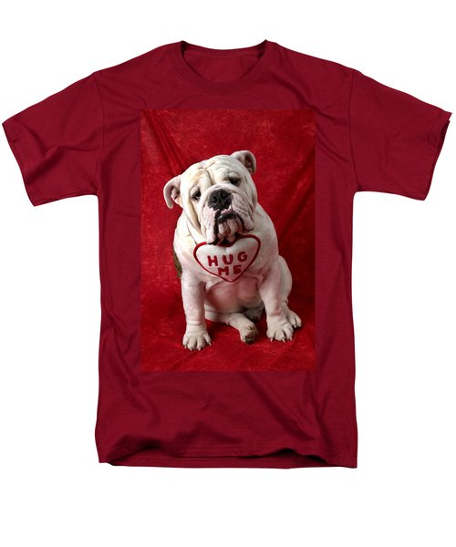 English Bulldog T-Shirt by Garry Gay