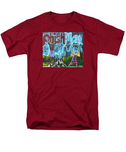 Phishmann Men's T-Shirt  (Regular Fit) by Kevin J Cooper Artwork