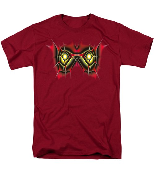 Red Owl Men's T-Shirt  (Regular Fit) by Anastasiya Malakhova