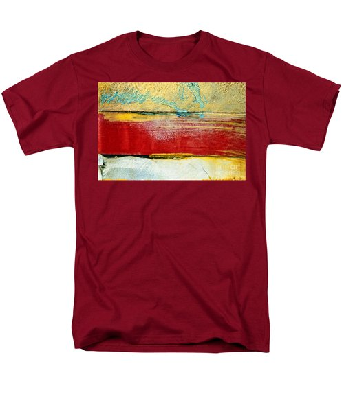 Wall Strip T-Shirt by Ray Laskowitz - Printscapes