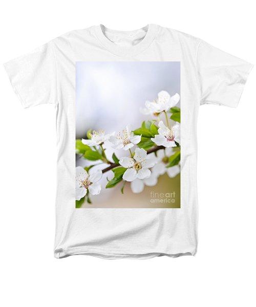 Cherry blossoms T-Shirt by Elena Elisseeva