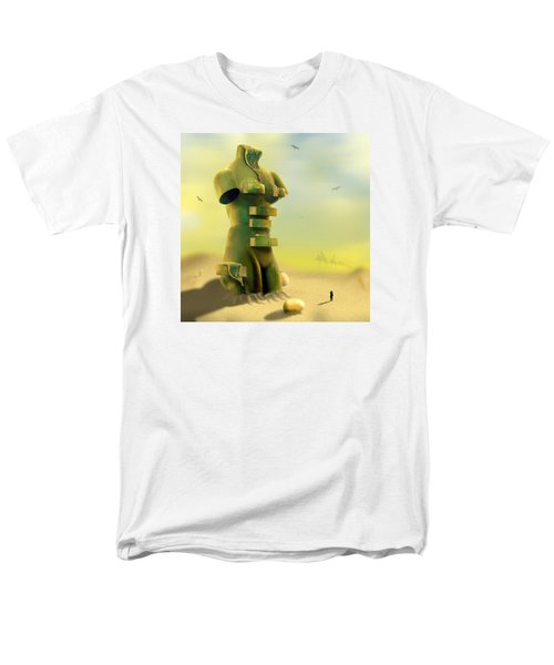Drawers Men's T-Shirt  (Regular Fit) by Mike McGlothlen