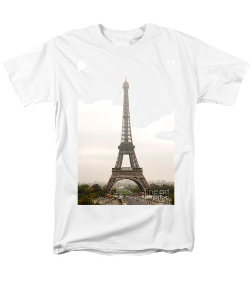 Eiffel tower T-Shirt by Elena Elisseeva