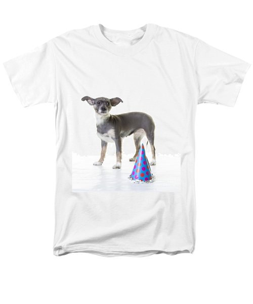 Happy Birthday T-Shirt by Edward Fielding