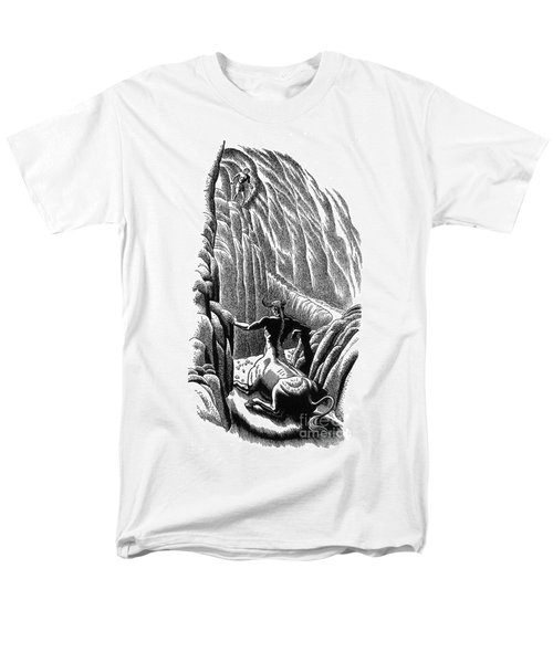 Minotaur, Legendary Creature Men's T-Shirt  (Regular Fit) by Photo Researchers