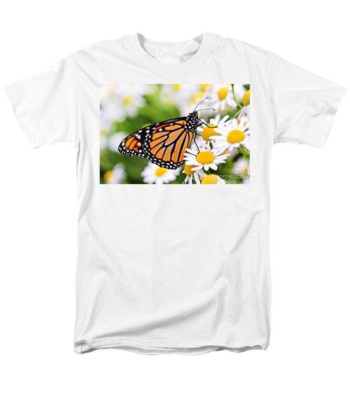 Monarch butterfly T-Shirt by Elena Elisseeva