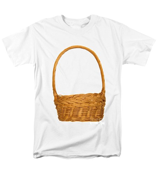 Wicker Basket T-Shirt by Olivier Le Queinec
