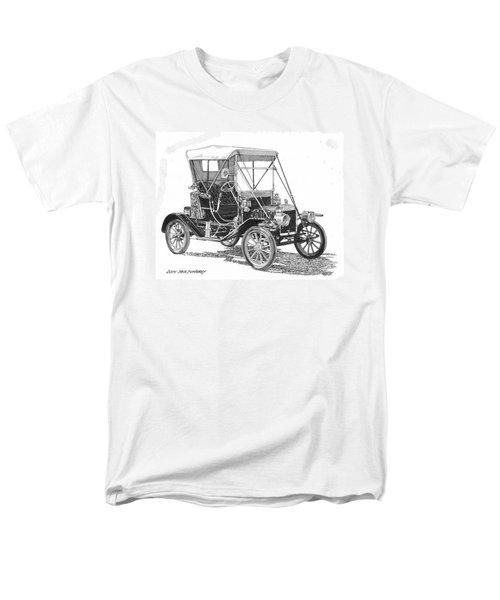 1911 Ford Model T Tin Lizzie T-Shirt by Jack Pumphrey