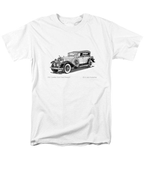 1931 Cadillac Phaeton T-Shirt by Jack Pumphrey