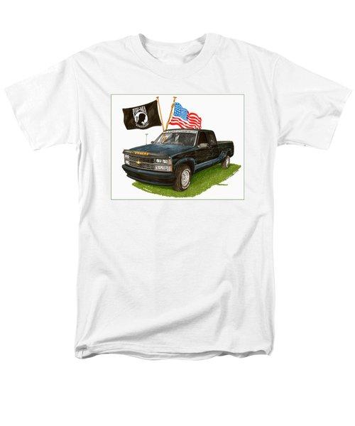 1988 Chevrolet M I A Tribute T-Shirt by Jack Pumphrey