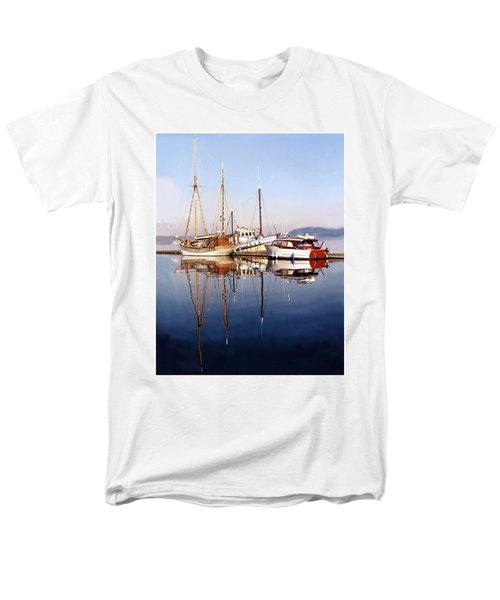 Reflections Port Orchard Marina T-Shirt by Jack Pumphrey