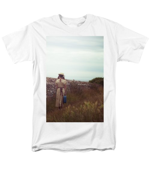 refugee girl T-Shirt by Joana Kruse