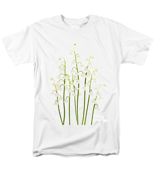 Lily-of-the-valley flowers  T-Shirt by Elena Elisseeva