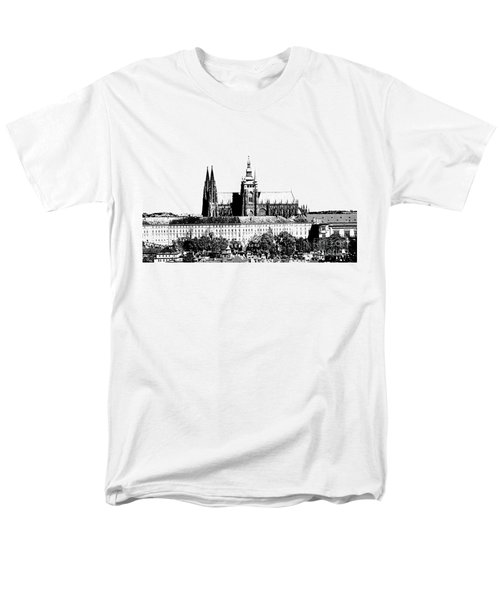 Cathedral of St Vitus T-Shirt by Michal Boubin