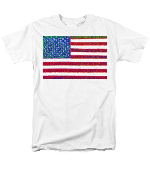 America - 20130122 T-Shirt by Wingsdomain Art and Photography