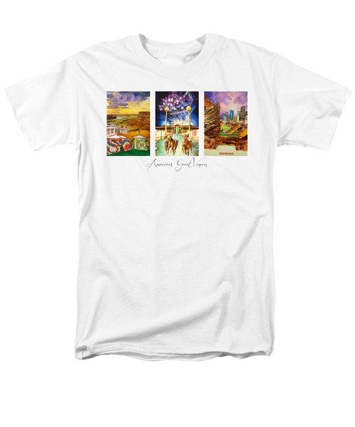 America's Great Venues T-Shirt by Joshua Morton