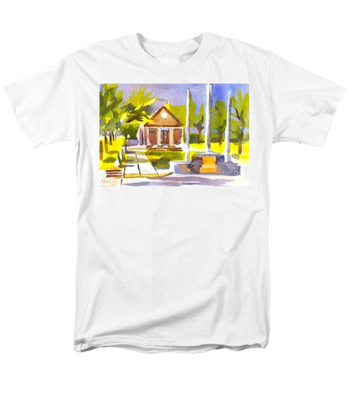 An Early Summers Morning T-Shirt by Kip DeVore