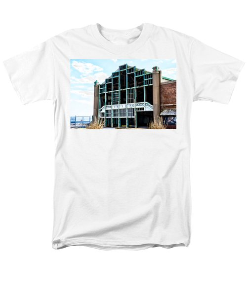 Asbury Park Casino - My City in Ruins T-Shirt by Bill Cannon