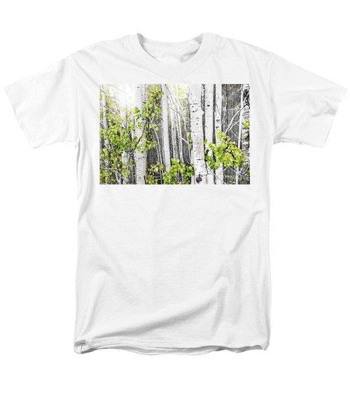 Aspen grove T-Shirt by Elena Elisseeva