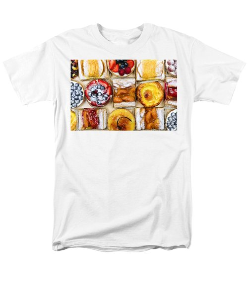 Assorted tarts and pastries T-Shirt by Elena Elisseeva