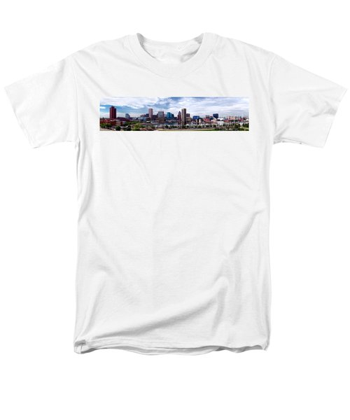 Baltimore Skyline - Generic T-Shirt by Olivier Le Queinec