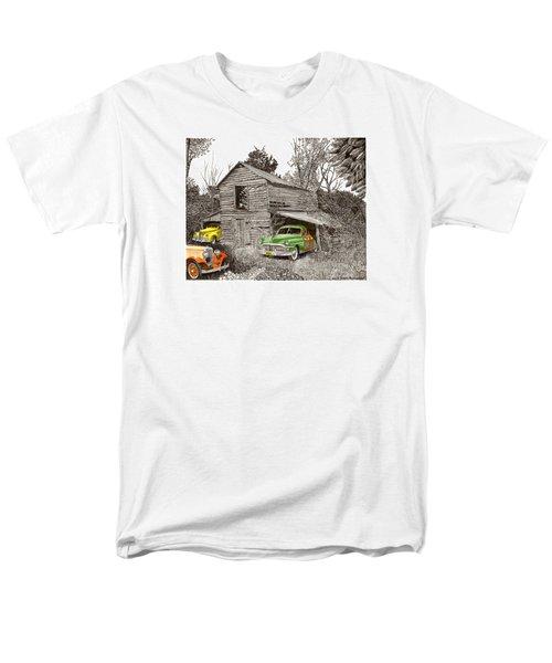 Barn Finds classic cars T-Shirt by Jack Pumphrey
