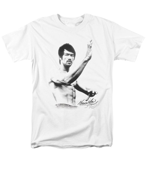 Bruce Lee - Serenity Men's T-Shirt  (Regular Fit) by Brand A