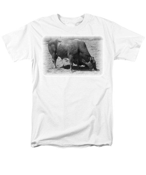 BULL NUMBER 07 T-Shirt by Daniel Hagerman