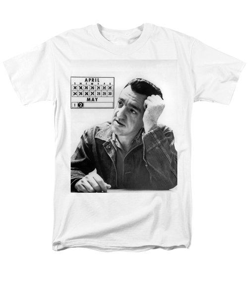 Caryl Chessman Men's T-Shirt  (Regular Fit) by Underwood Archives