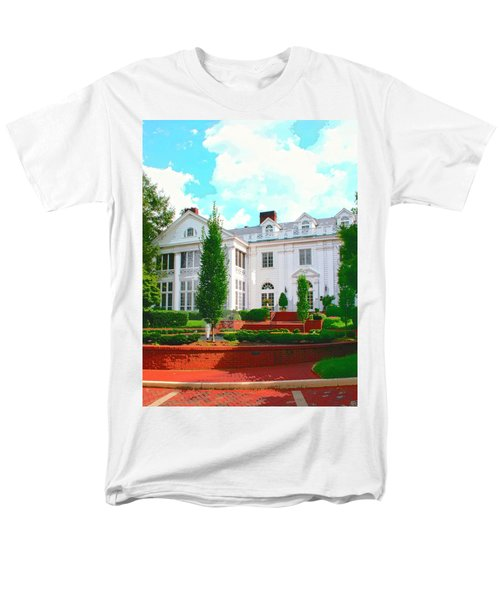 CHARLOTTE ESTATE Charlotte NC T-Shirt by William Dey
