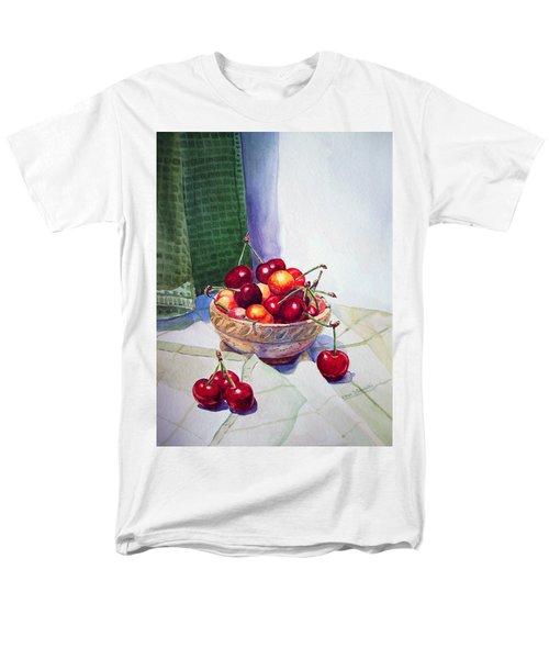 Cherries T-Shirt by Irina Sztukowski