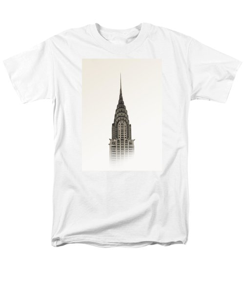 Chrysler Building - Nyc Men's T-Shirt  (Regular Fit) by Nicklas Gustafsson