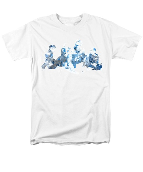 Coldplay Men's T-Shirt  (Regular Fit) by Brian Reaves
