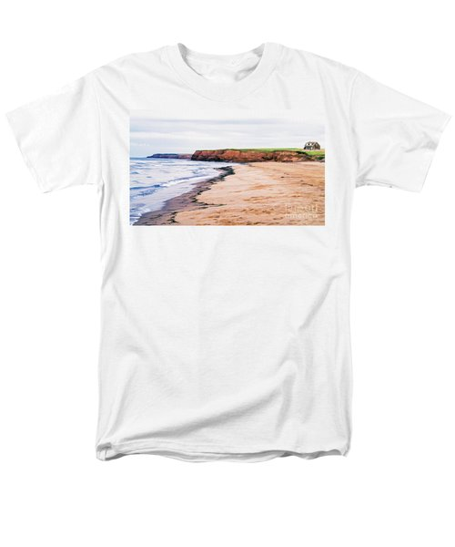 Cousins Shore Prince Edward Island T-Shirt by Edward Fielding