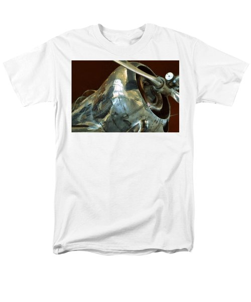 Curtiss-Wright CW-22 Monoplane T-Shirt by Michelle Calkins
