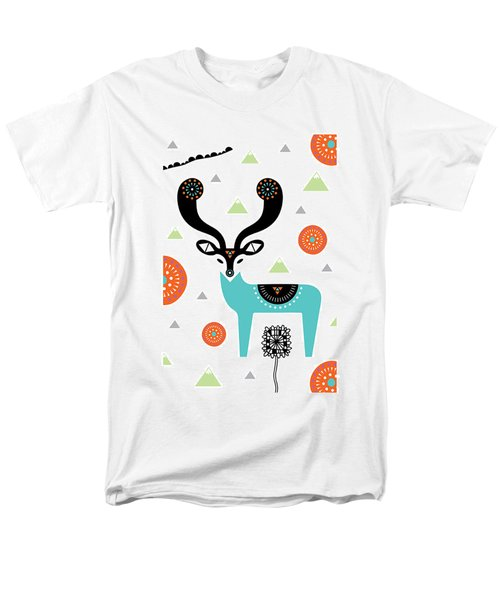 Deery Mountain T-Shirt by Susan Claire
