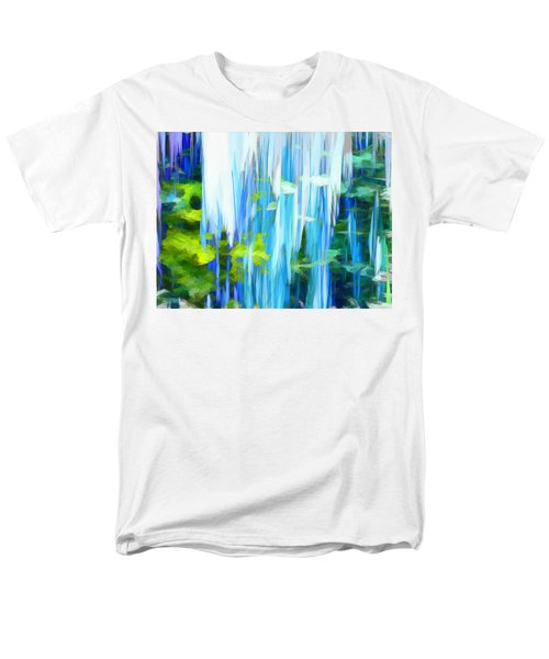 Float 1 T-Shirt by Angelina Vick
