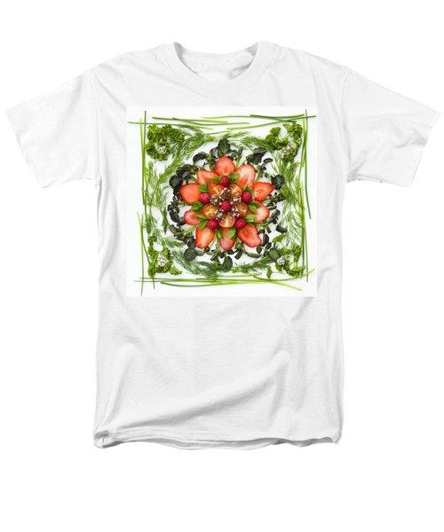 Fresh Fruit Salad Men's T-Shirt  (Regular Fit) by Anne Gilbert