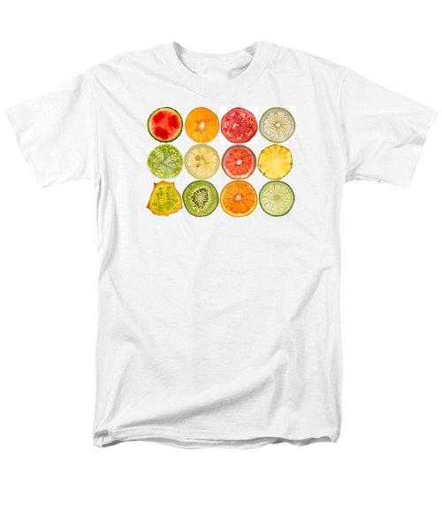 Fruit Market Men's T-Shirt  (Regular Fit) by Steve Gadomski