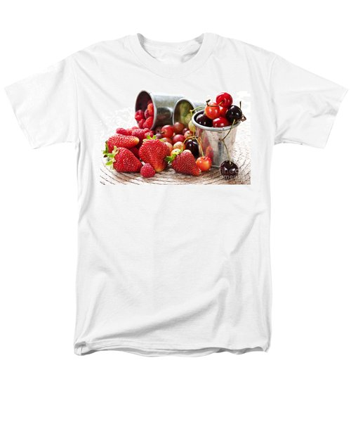 Fruits and berries T-Shirt by Elena Elisseeva