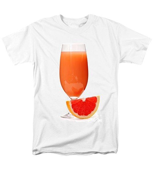 Grapefruit juice in glass T-Shirt by Elena Elisseeva
