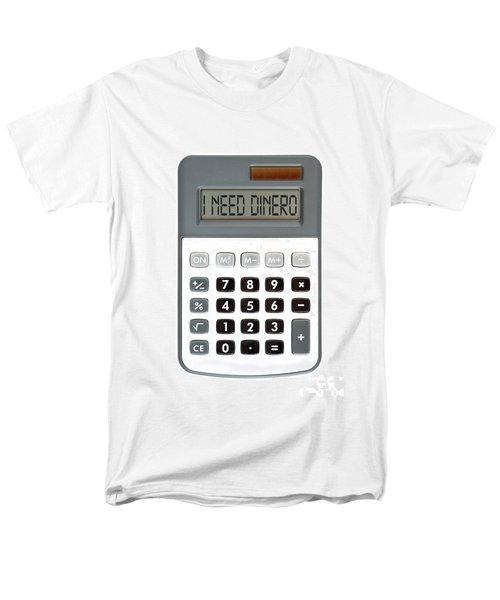 I need dinero T-Shirt by Michal Boubin