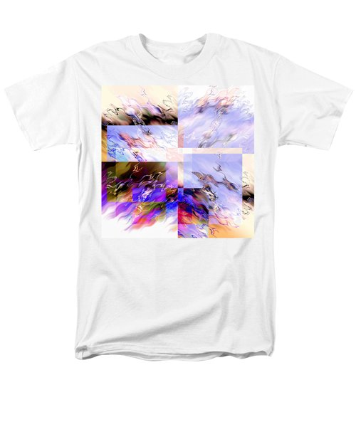 Icy Flames T-Shirt by Hakon Soreide