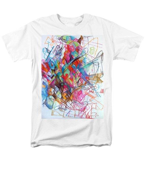 Interchange between Ambition and Restraint 2 T-Shirt by David Baruch Wolk