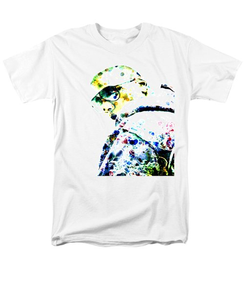 Jay Z Men's T-Shirt  (Regular Fit) by Brian Reaves