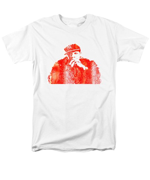 Jay Z Vibes Men's T-Shirt  (Regular Fit) by Brian Reaves
