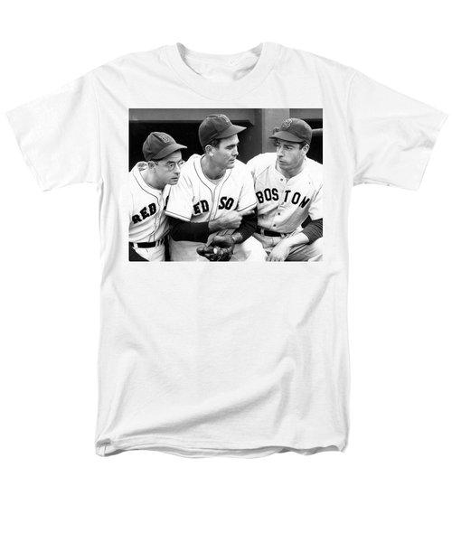 Joe DiMaggio Poster T-Shirt by Gianfranco Weiss