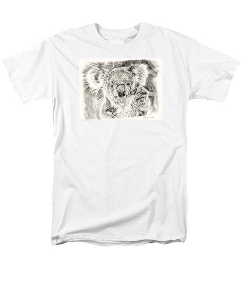 Koala Garage Girl Men's T-Shirt  (Regular Fit) by Remrov