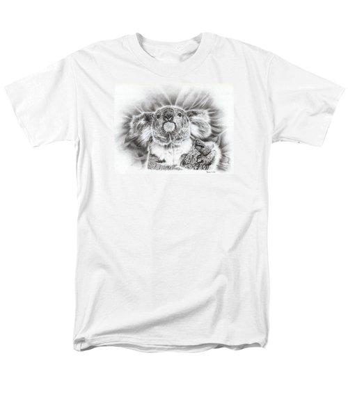 Koala Roto Princess Men's T-Shirt  (Regular Fit) by Remrov